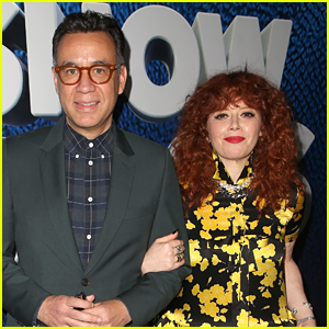 Natasha Lyonne & Fred Armisen Couple Up for 'Show Dogs' Premiere