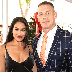 John Cena Reacts to Nikki Bella Choosing His Best Man Without Him Knowing (Video)