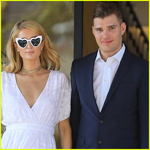 Paris Hilton & Chris Zylka Celebrate His Birthday in Beverly Hills!