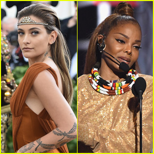 Paris Jackson Reveals Why She Did Not Attend Billboard Awards 2018 for Her Aunt Janet Jackson