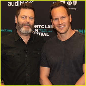 Patrick Wilson & Nick Offerman Stop By Montclair Film Festival 2018