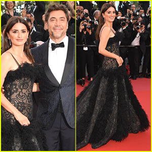 Penelope Cruz & Javier Bardem Premiere 'Everybody Knows' at Cannes Film Festival 2018