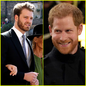 Prince Harry's Hot Cousin Louis Spencer Is Getting Attention After the Royal Wedding!