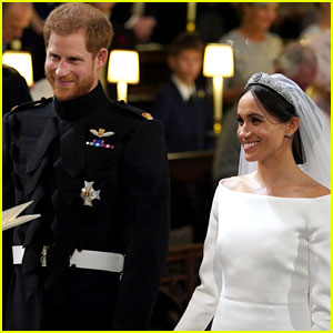 Prince Harry & Meghan Markle Are Officially Married! (Photos)