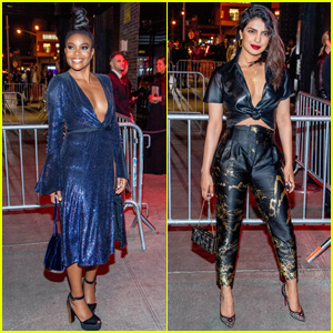 Gabrielle Union & Priyanka Chopra Get Glam at Met Gala 2018 After Party!