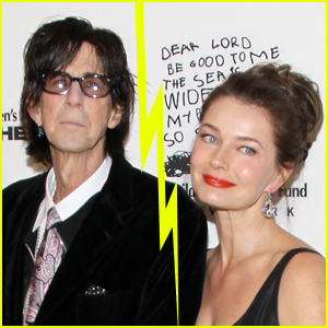 The Cars' Ric Ocasek & Wife Paulina Porizkova Split After 28 Years of Marriage