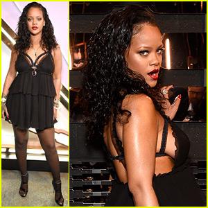 Rihanna Unveils Her Savage X Fenty Lingerie Line!