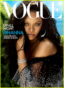Rihanna Gives an Update on Her Relationship with Drake in 'Vogue' Cover Story