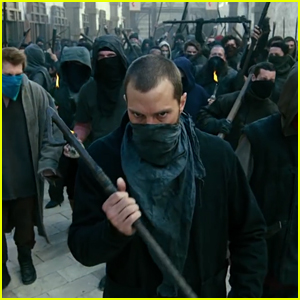 Robin Hood's Action-Packed Trailer Features Jamie Dornan, Taron Egerton, Jamie Foxx & More!