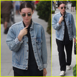 Rooney Mara Steps Out for Lunch in Beverly Hills
