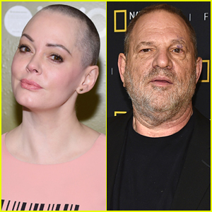 Rose McGowan Addresses Harvey Weinstein's Impending Arrest