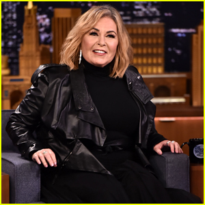 Roseanne Defends Her Trump Support on 'Tonight Show: 'I Don't Give a F*ck'