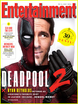 Ryan Reynolds Talks 'Utterly Absurd' 'Deadpool 2' Scenes