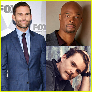Seann William Scott Promotes 'Lethal Weapon,' Damon Wayans Details Issues with Clayne Crawford