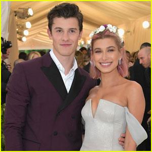 Shawn Mendes Says He & Hailey Baldwin Weren't Making 'Big Debut' at Met Gala