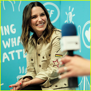 Sophia Bush Says Every Person's Dreams Are of Equal Value!