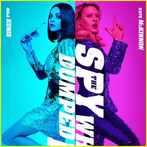 Mila Kunis, Kate McKinnon & Justin Theroux Star in 'The Spy Who Dumped Me' Trailer - Watch Now!