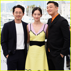 Steven Yeun Says 'Burning' Role Is One He's 'Been Waiting For'!