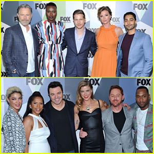 Casts of 'The Resident,' 'The Orville,' & More Gather at Fox Upfronts 2018!