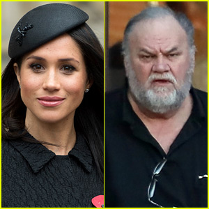 Meghan Markle's Dad Going Back to Hospital for Chest Pains