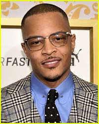 T.I. Breaks Silence on Arrest