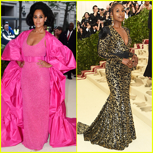 Tracee Ellis Ross & Issa Rae are Michael Kors Beauties at Met Gala 2018