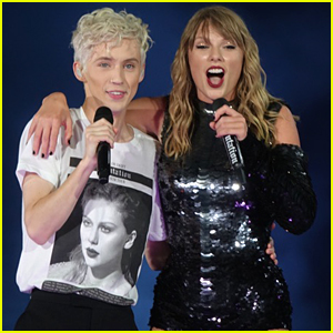 Troye Sivan Announces Album Release Date at Taylor Swift Concert!