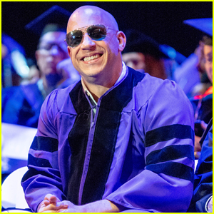 Vin Diesel Gets Honored with PhD from Hunter's College 30 Years After Dropping Out