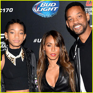 Willow Smith Walked In on Her Parents Having Sex as a Kid