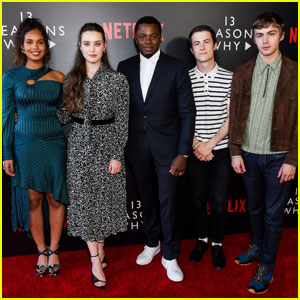 Katherine Langford & '13 Reasons Why' Cast Talk Season 3
