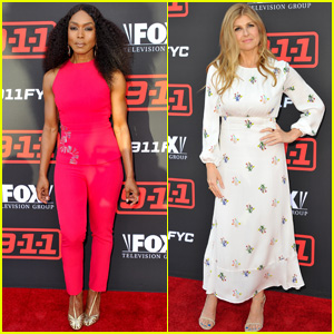 Angela Bassett & Connie Britton Join '9-1-1' Cast at FYC Event