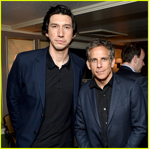 Adam Driver & Ben Stiller Attend Nantucket Film Festival 2018