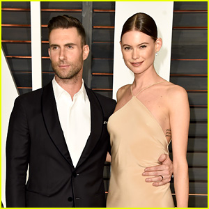 Behati Prinsloo Pays Tribute to Her Husband Adam Levine With a Sweet Father's Day Message