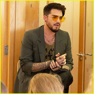 Adam Lambert Says It Was 'Tricky' To Balance Coming Out & His Career After 'American Idol'