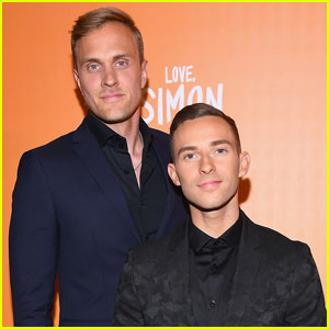 Adam Rippon & Boyfriend Jussi-Pekka Kajaala Make Red Carpet Debut as a Couple!