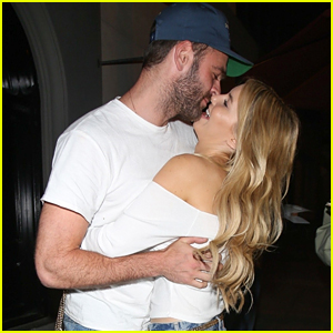 The Chainsmokers' Alex Pall & Girlfriend Katelyn Byrd Show Off Some PDA in West Hollywood!