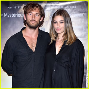 Alex Pettyfer & New Girlfriend Gabriela Giovanardi Make Red Carpet Couple Debut