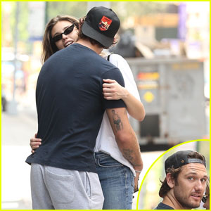 Alex Pettyfer Packs on PDA with Gabriela Giovanardi