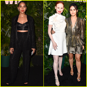 Alexandra Shipp is Honored at Max Mara's Face of the Future 2018!