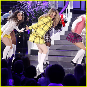 Alicia Silverstone Channels Her 'Clueless' Character While Performing 'Fancy' on 'Lip Sync Battle' - Watch Now!