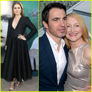Amy Adams, Chris Messina, & Patricia Clarkson Step Out for 'Sharp Objects' Premiere