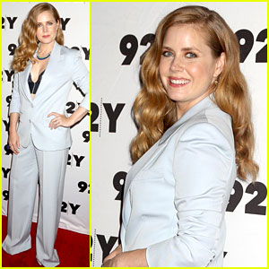 Amy Adams Shows Off Sexy Lingerie at 'Sharp Objects' Screening
