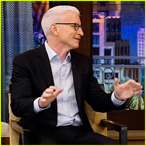 Anderson Cooper Is Turning 51 & Ready for a Mid-Life Crisis