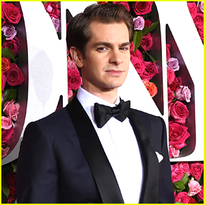 Andrew Garfield Looks So Sharp at Tony Awards 2018!