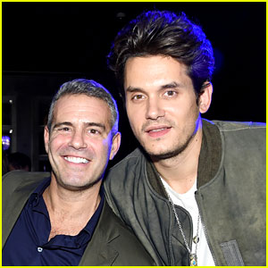Andy Cohen Reacts to John Mayer Dating Rumors
