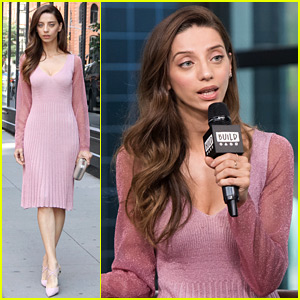 Angela Sarafyan Talks 'Westworld' Season 2 at Build Series!