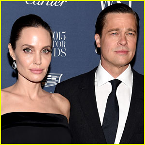 Angelina Jolie's Spokesperson Fires Back at Court Document Leak Concerning Brad Pitt & Custody