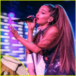 Is This Ariana Grande's Engagement Ring From Pete Davidson?
