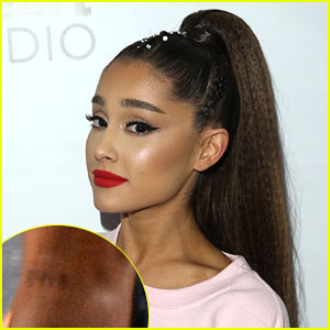 Ariana Grande Has a Very Special New Tattoo In Memory of Fiance Pete Davidson's Father