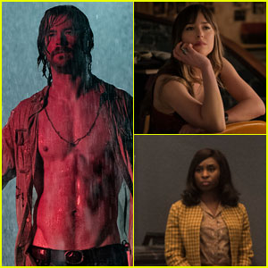 'Bad Times at the El Royale' Trailer Features Dakota Johnson, Chris Hemsworth, Cynthia Erivo & More - Watch Now!